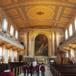 Trip to Old Royal Naval College 6